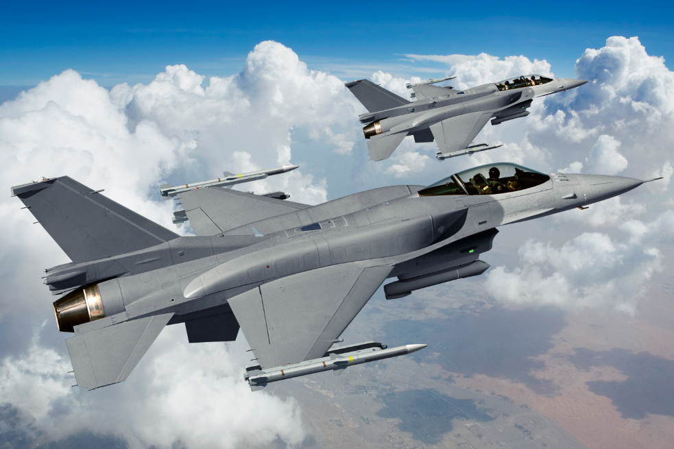 Romania to buy five more F-16 fighter jets from Portugal