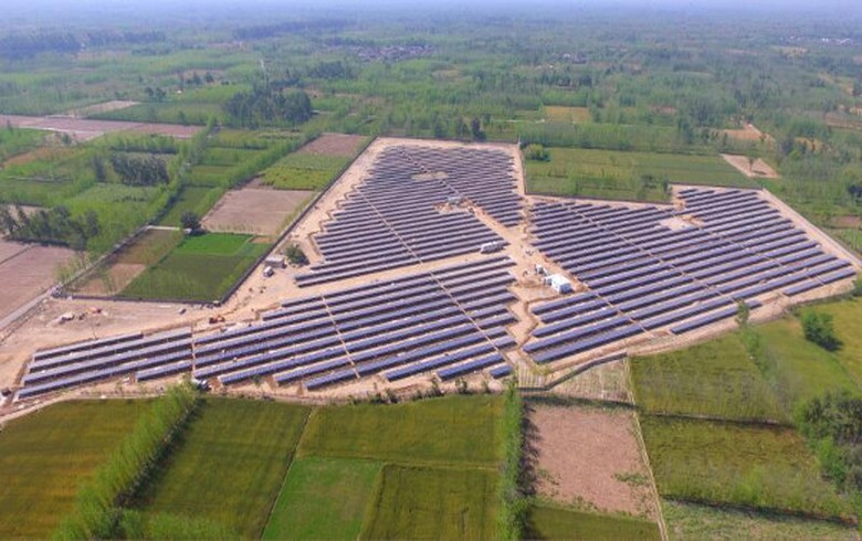 Abengoa completes work on 5-MW solar project in India