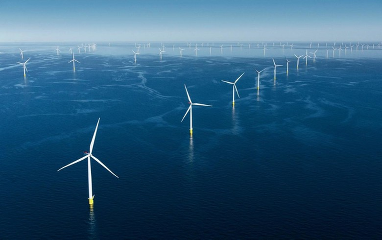 Dominion unveils plans for 2.6-GW wind complex off Virginia coast