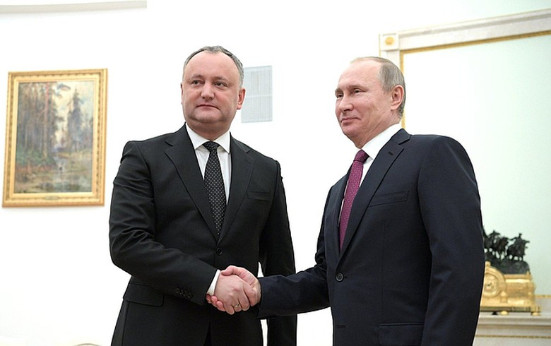 Moldova seeking $300 mln loan from Russia for infrastructure projects - Dodon