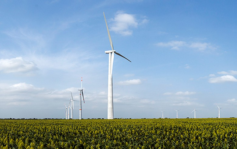 Croatian unit of Slovenia's Interenergo inaugurates 10 MW wind farm