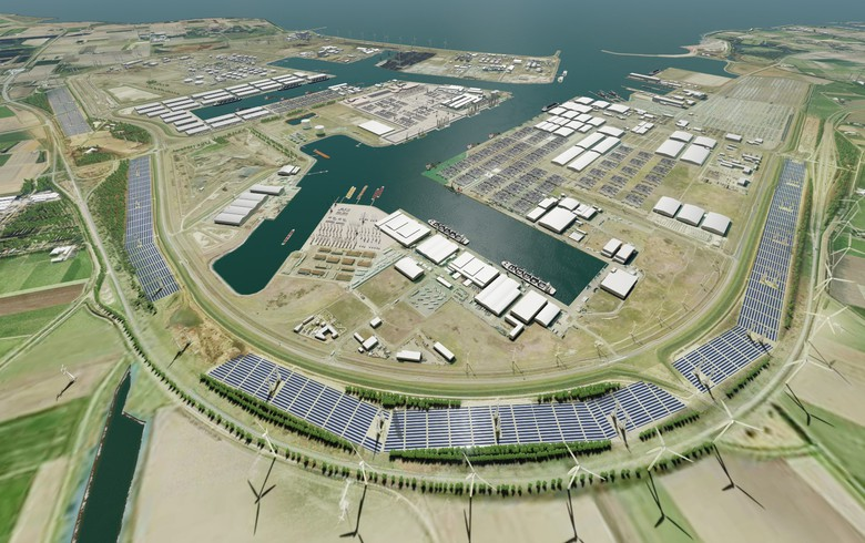 Ib vogt achieves fin close on 54.5-MW solar park in Netherlands