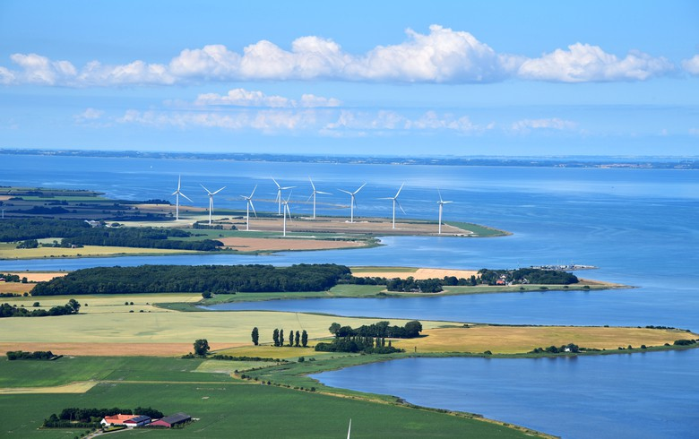 Wind meets Denmark's 100% power demand on Sep 15