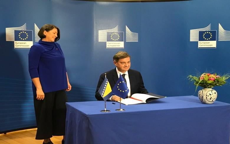 Bosnia eyes 300 mln euro EBRD investment in 2019