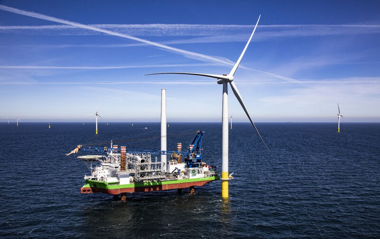DEME, partners took part in ScotWind offshore wind leasing round