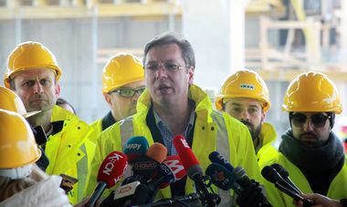 Serbia says IKEA plans to build retail park in Belgrade