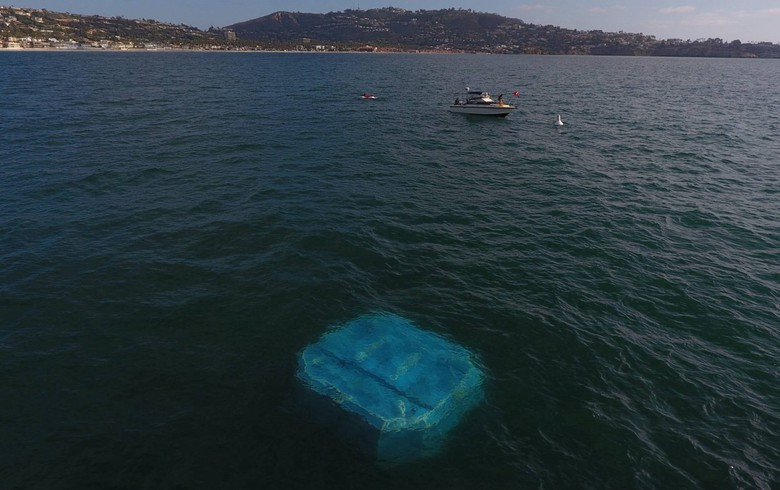 CalWave puts into operation pilot submerged wave energy converter