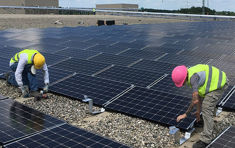 Ashley Furniture launches USD-29m solar project on US sites