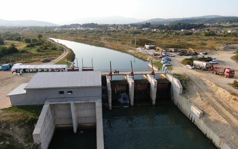 Bosnia's G-Tank opens 1.5 mln euro 980 kW Lasva mini HPP - report