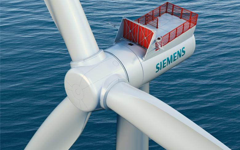 Siemens hails extended-scope order for 497-MW Hohe See