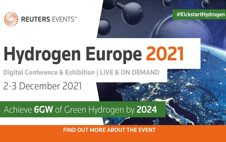 Reuters Events Launch Hydrogen Europe 2021