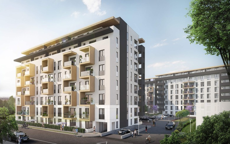 Gran Via Real Estate to complete 17 mln euro residential project in Bucharest in Oct