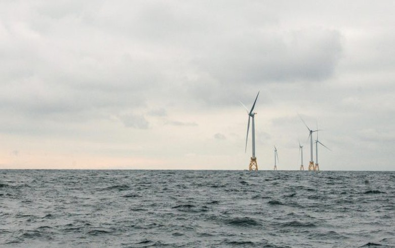 Bill blocks funds for close-to-shore Maryland offshore wind farms