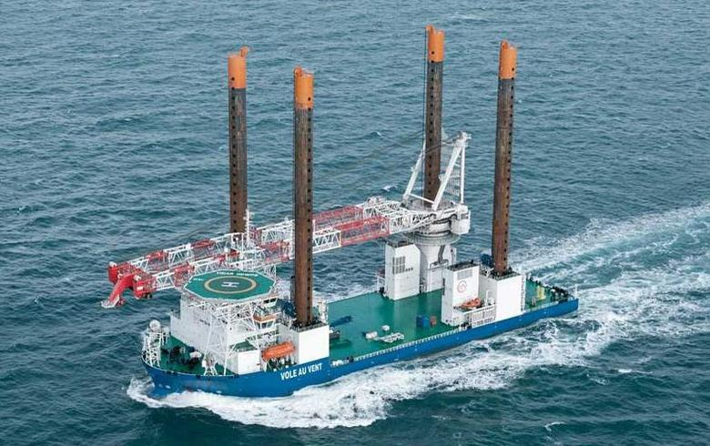 Jan De Nul starts work on 109-MW Taiwanese offshore wind project
