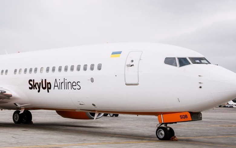 Ukraine's SkyUp applies for regular flights to Montenegro, Albania