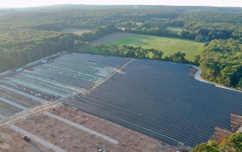 Conti Solar building 21-MW plant in Rhode Island for Southern Sky