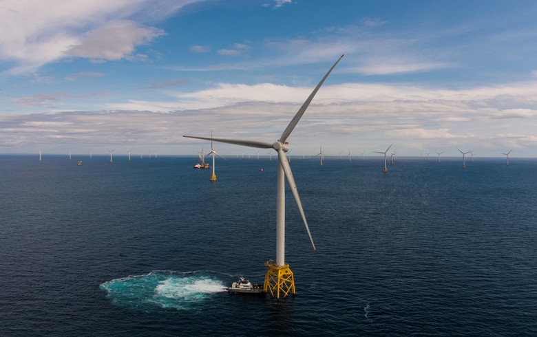 Total to enter 1.1-GW UK offshore wind project with controlling stake