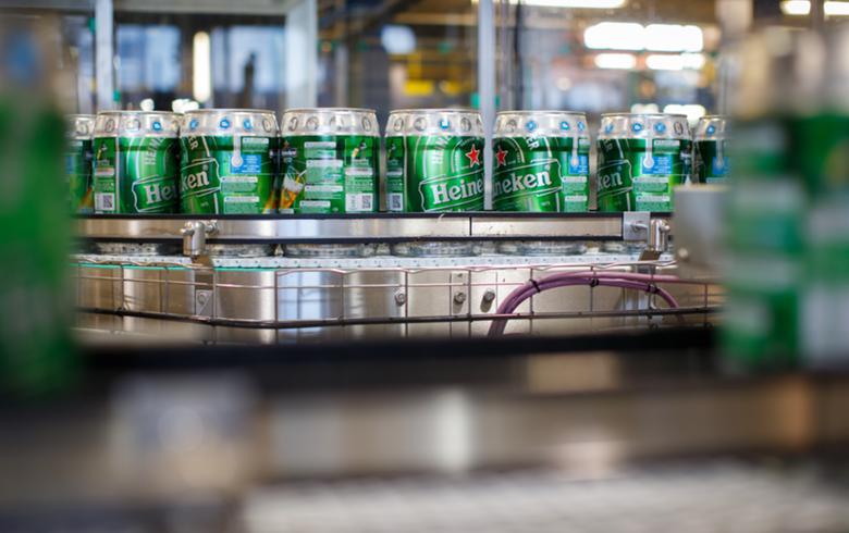 Heineken eyes lower CO2 levels, more renewables by 2030