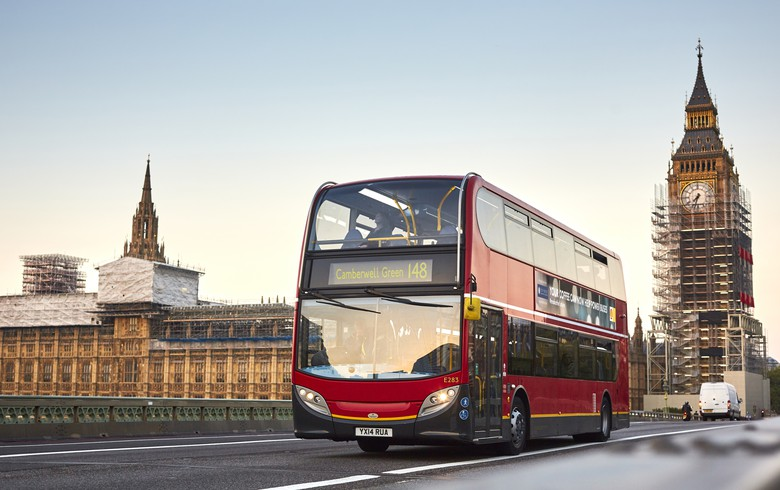 London to use waste coffee grounds to power city's buses