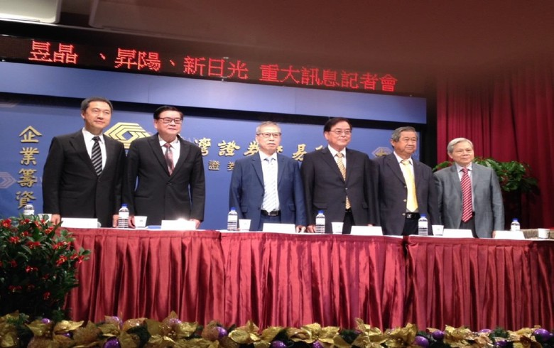Three solar majors in Taiwan unveil plan to merge