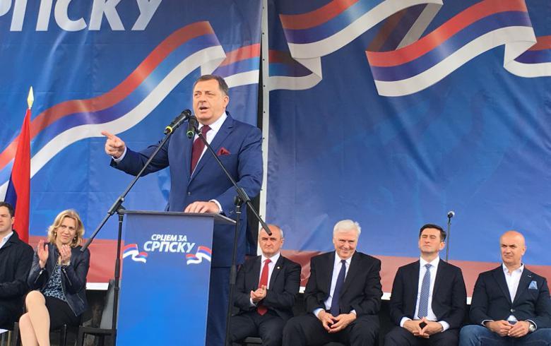 U.S. State Dept blacklists Bosnian Serb MP over 'significant corruption'