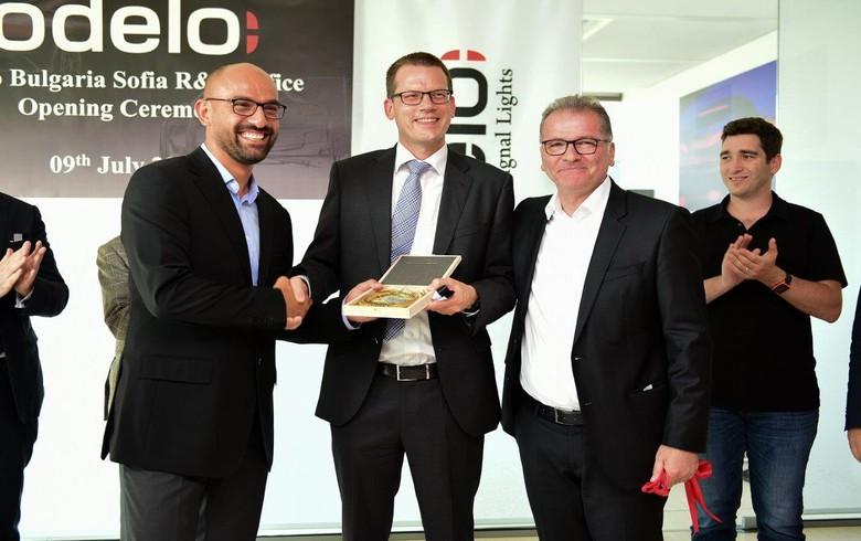 Odelo Bulgaria opens R&D centre in Sofia