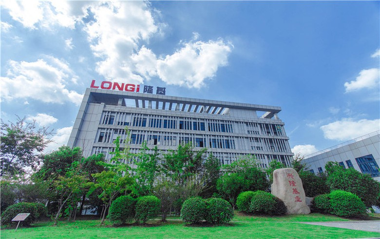 Longi to treble wafer manufacturing capacity by 2020