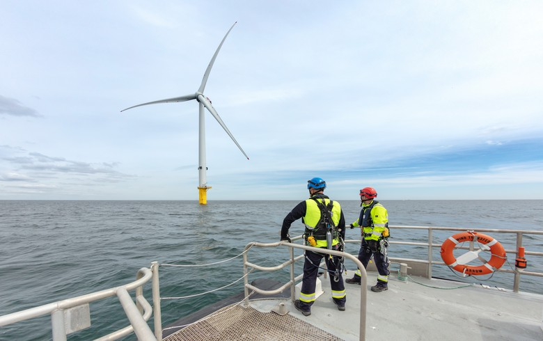 Developer trio kicks off construction of 500-MW Fecamp offshore wind farm