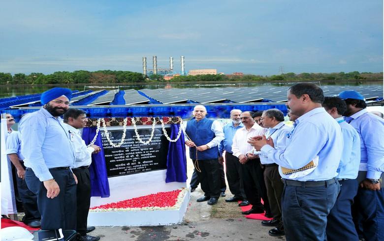 NTPC seeks bids for 22-MW floating PV project in Kerala