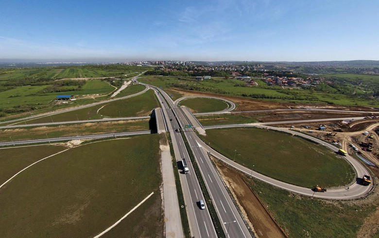 Serbia eyes launch of Belgrade bypass in 2022