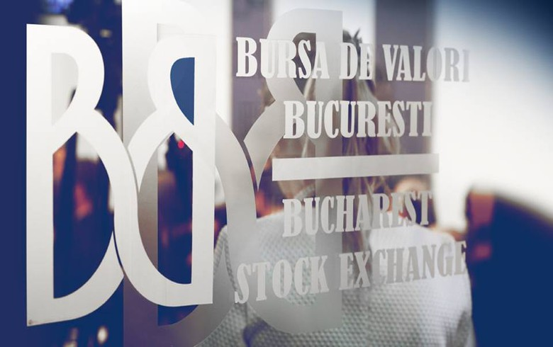 Bucharest stock indices fall in lower turnover