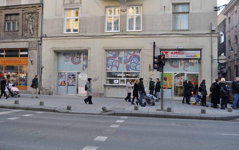 Bosnian retailer Amko Komerc to launch buyout bid for Dobrinja