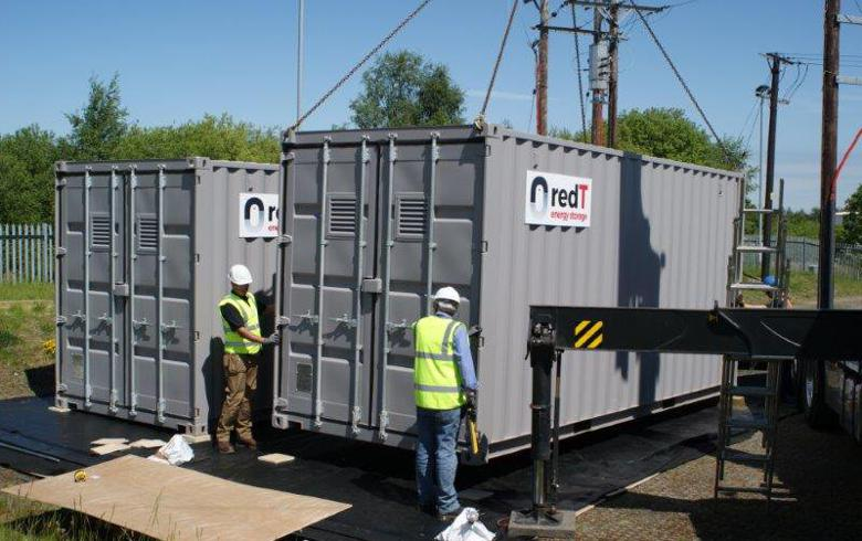 redT gets conditional funding commitment for 60-MWh German storage project