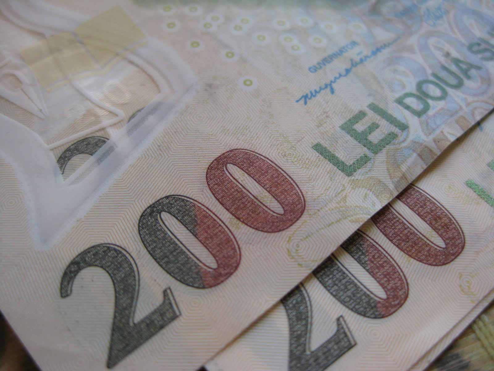 Romanian leu falls amidst protests against govt's push to reverse anti-graft fight