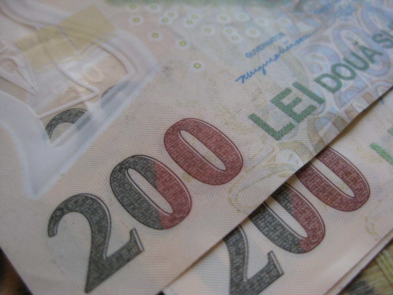 Romanian leu hits 56-mo low vs euro