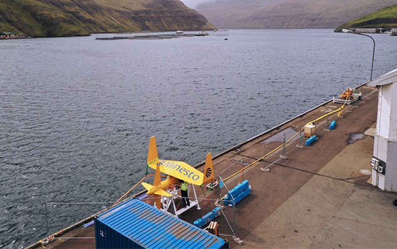 Minesto wins govt grant to scale up tidal power technology