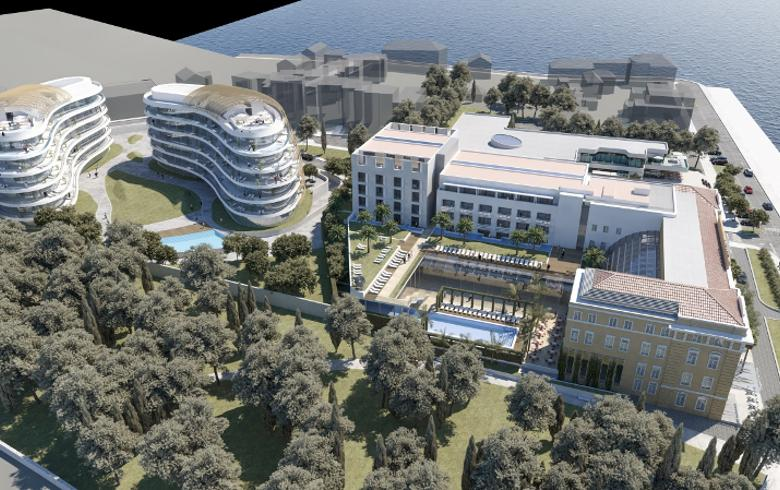 Dogus Group, Hyatt to open Croatia's first Hyatt Regency Hotel in spring 2019