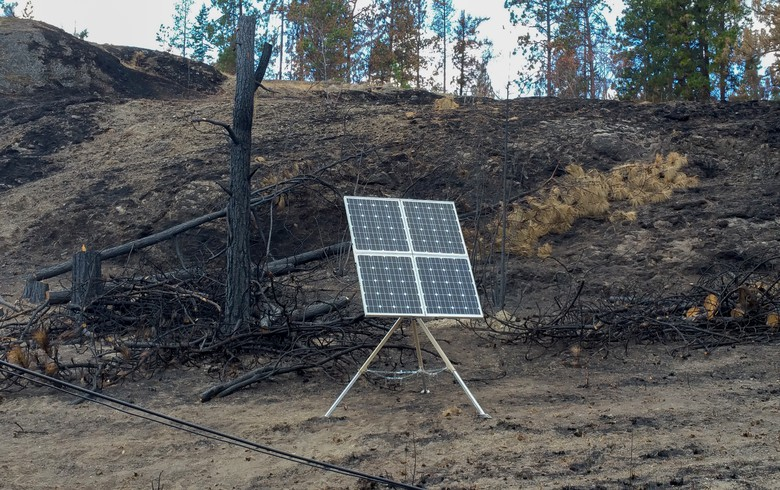 Canadian firm seeks Kickstarter funds for portable solar systems