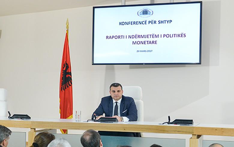 Albania's c-bank keeps key rate unchanged at 1.0%