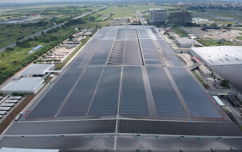 Sharp completes 4-MW rooftop solar array in Philippines
