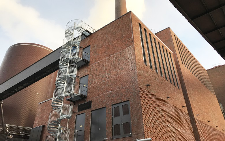 Finland's Helen inaugurates renewable district heating plant