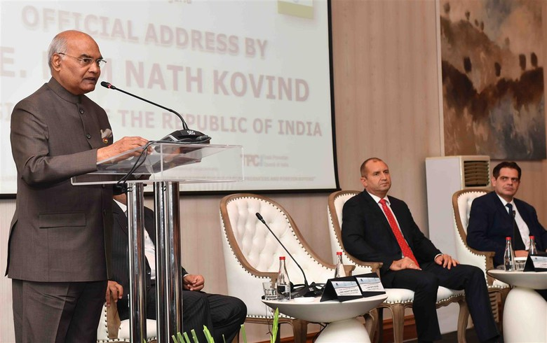 India invites Bulgaria to take part in 'Make in India' initiative