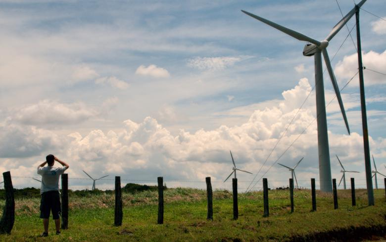 Costa Rica's wind capacity climbs to 407.8 MW