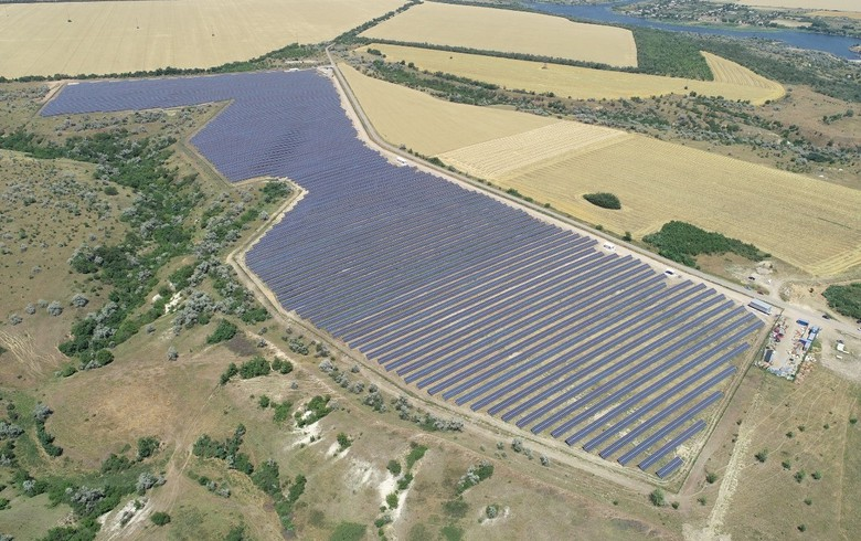 FMO buys stake in 55-MW PV project in Ukraine