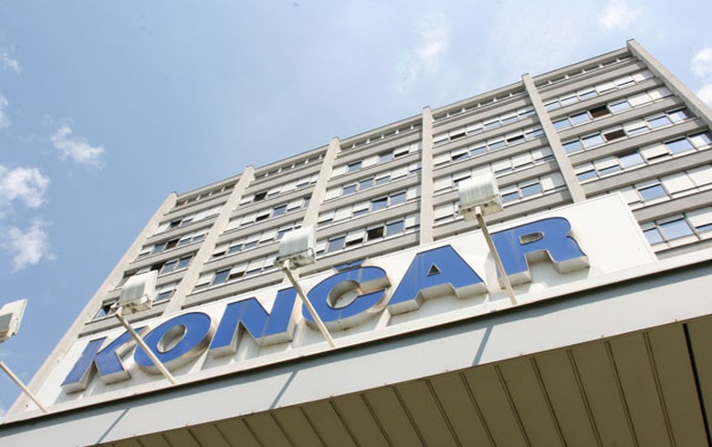 Croatia's Koncar agrees 5.4 mln euro works in Macedonia