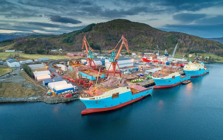 Croatia's DIV Group agrees to acquire Norwegian shipyard Kleven