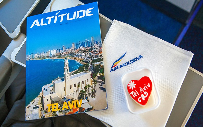 Romania's Civil Aviation Group buys Air Moldova for 1.2 billion lei (61 mln euro)