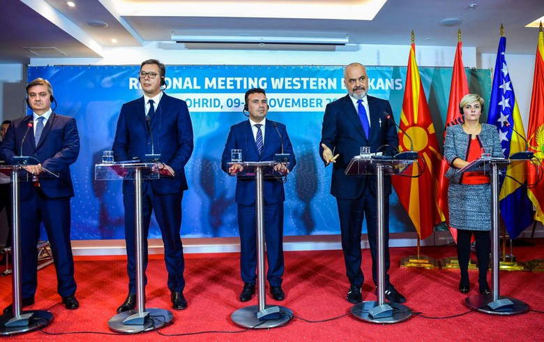 W. Balkan leaders agree on steps to create free trade area