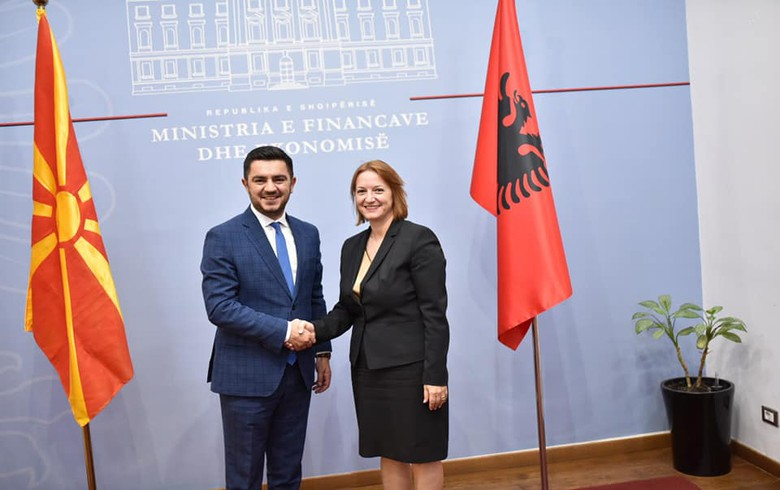 Albania, N. Macedonia agree to set up one-stop shop for joint border controls