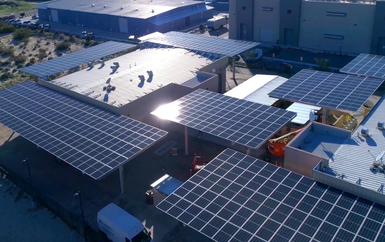 California cannabis cultivator to power indoor production with solar energy